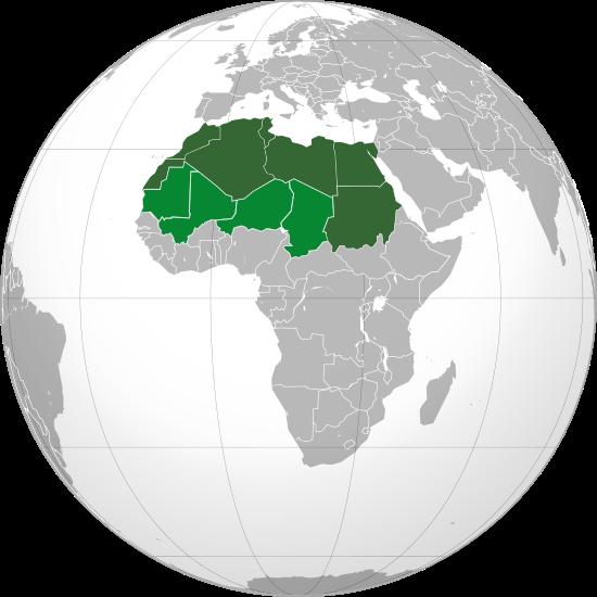 north arfrica