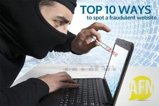 Fraudulent-Website